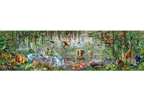 Wildlife - 33600 pieces