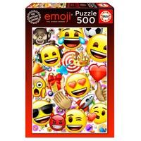 thumb-Emoji - legpuzzel van 500 stukjes-1