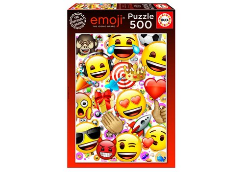 Emoji - 500 pieces