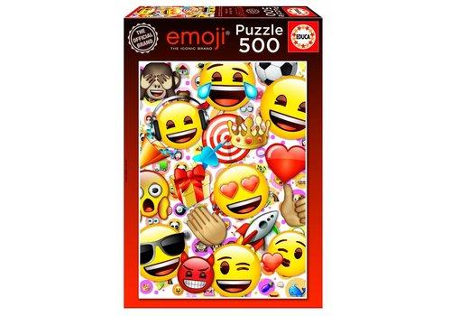 Emoji  - 500 stukjes