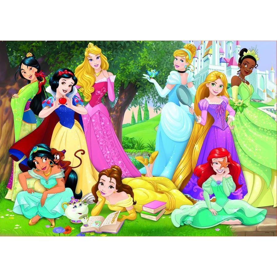 Prinsessen van Disney - legpuzzel van 500 stukjes-2