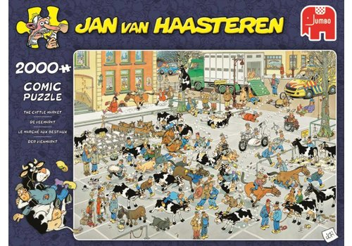 Cattle Market - JvH - 2000 pieces