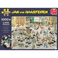 thumb-Veemarkt - JvH  - puzzel van 1000 stukjes-1