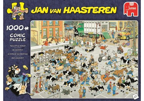 Cattle Market - JvH - 1000 pieces