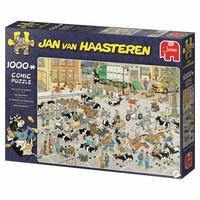 thumb-Veemarkt - JvH  - puzzel van 1000 stukjes-4