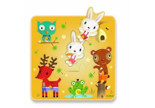 Bunny Nono and Boyfriends - 5 pieces