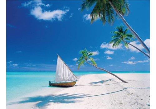 De Malediven  - 1000 stukjes