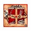 Eureka Mania Puzzels - Rood - 4 metalen breinbrekers in doos