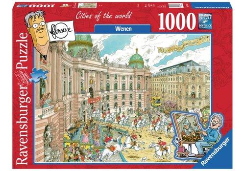 Wenen - Fleroux - 1000 stukjes