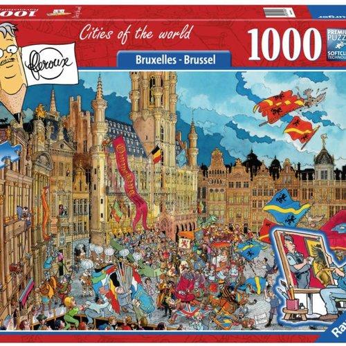 Fleroux - Steden van de wereld