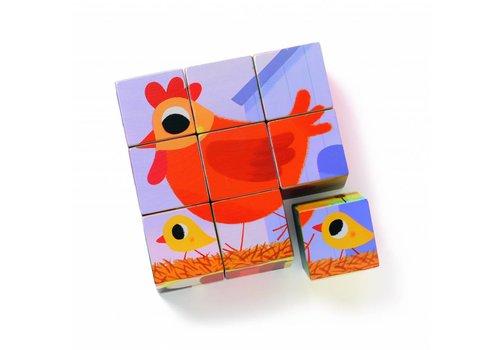 Block Puzzle - Chicken Tits and Boyfriends - 6 blocks