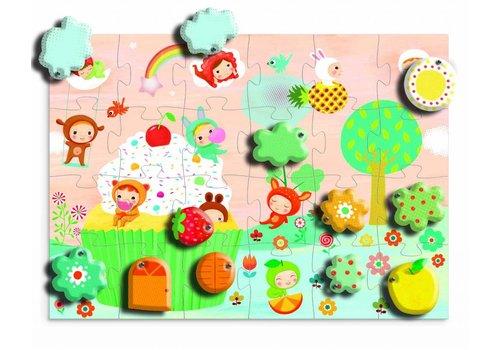 Le gâteau surprise - 24 pièces