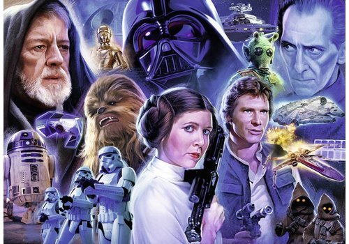 Star Wars VIII - Collect. 1 - 1000 pieces