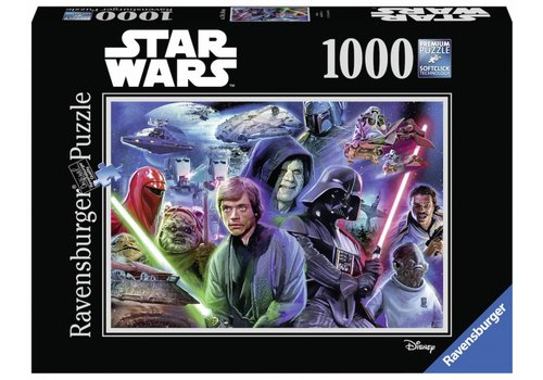 Star Wars VIII - Collect. 3 - 1000 pieces