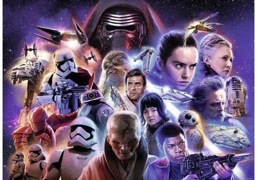 Star Wars VIII - Collect. 4 - 1000 stukjes