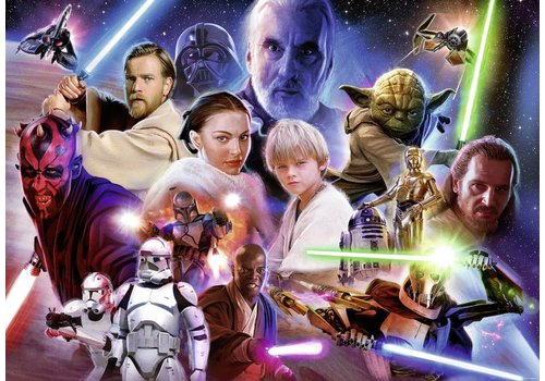 Star Wars - Limited Edition 1 - 1000 pieces