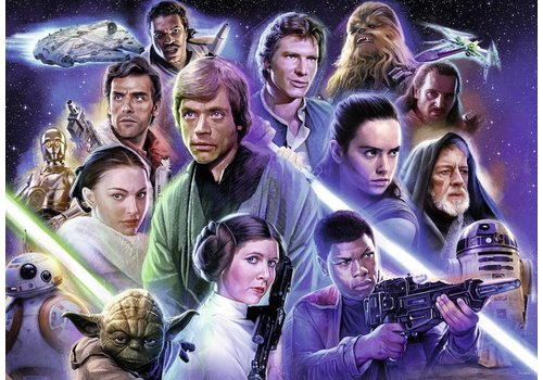 Star Wars - Limited Edition 7 - 1000 pieces