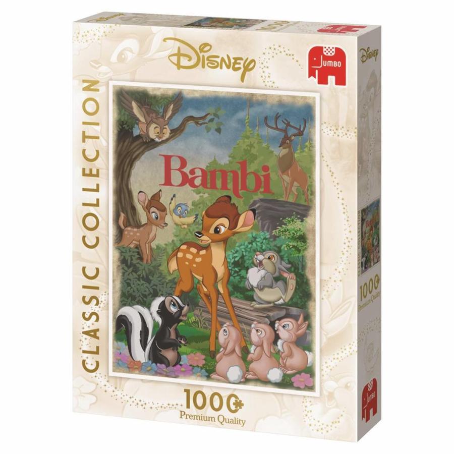 Bambi - puzzel van 1000 stukjes-2