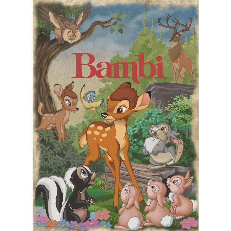 Bambi - puzzel van 1000 stukjes-3