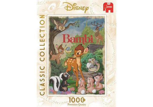 Bambi - 1000 stukjes