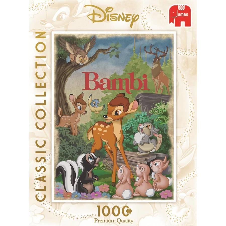 Bambi - puzzel van 1000 stukjes-1