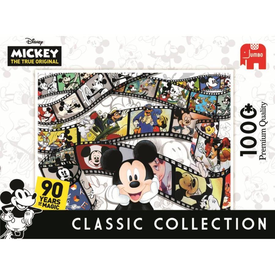 Mickey - puzzel van 1000 stukjes-1