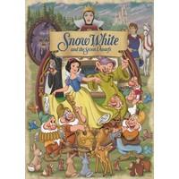 thumb-Sneeuwwitje - puzzel van 1000 stukjes-1