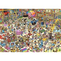 thumb-Toy Shop - JvH - 1000 pieces - Jigsaw Puzzle-3