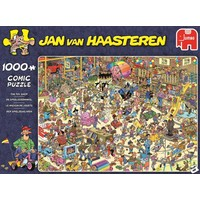 thumb-Toy Shop - JvH - 1000 pieces - Jigsaw Puzzle-1