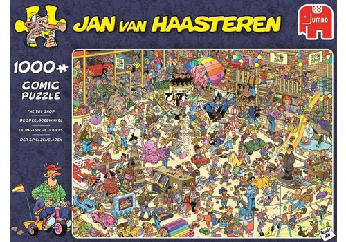 Jumbo Speelgoedwinkel - JvH - 1000 stukjes