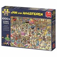 thumb-Magasin de Jouets - JvH - 1000 pièces - puzzle-2