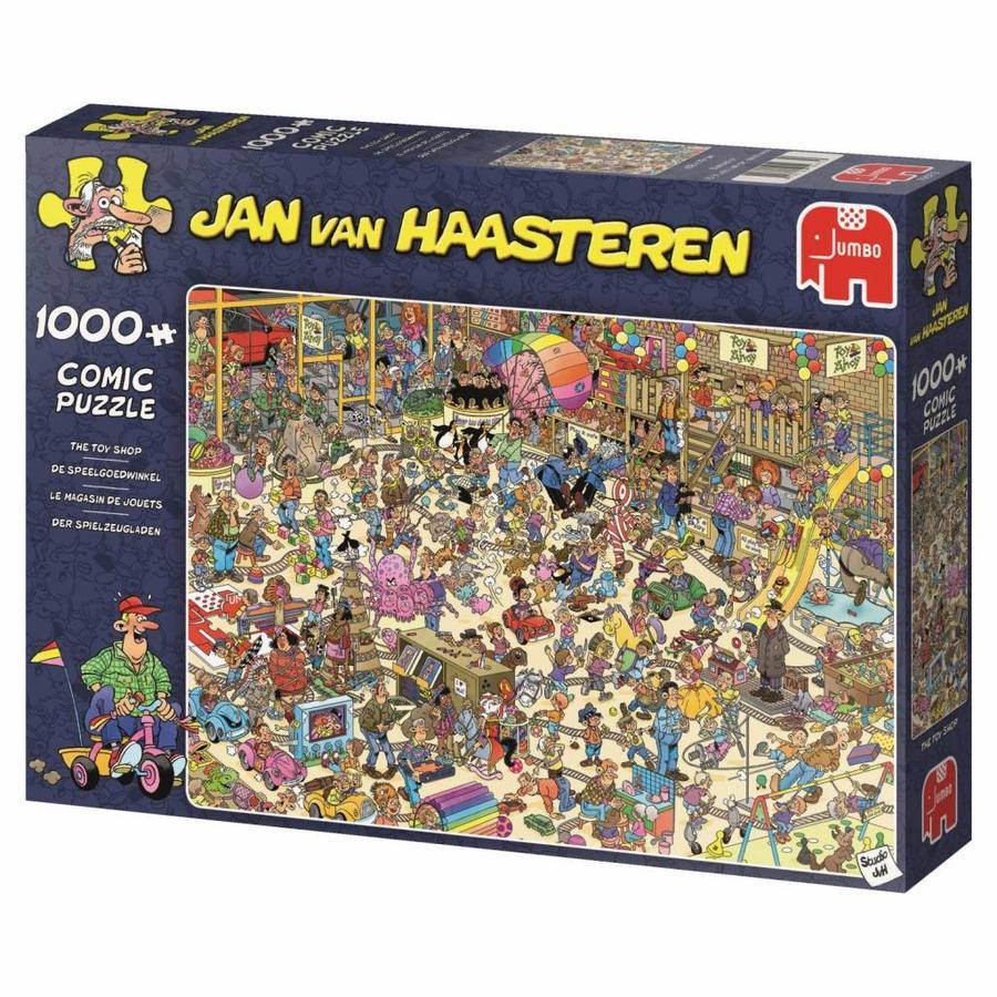 Toy Shop - JvH - 1000 pieces - Jigsaw Puzzle-2