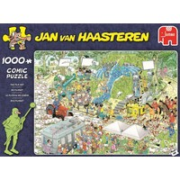 thumb-Filmset - JvH  - puzzel van 1000 stukjes-1
