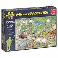 thumb-Le plateau du cinéma - JvH - 1000 pièces - puzzle-3