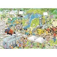 thumb-Le plateau du cinéma - JvH - 1000 pièces - puzzle-2
