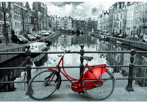 Educa Aan de Amsterdamse grachten - 3000 stukjes
