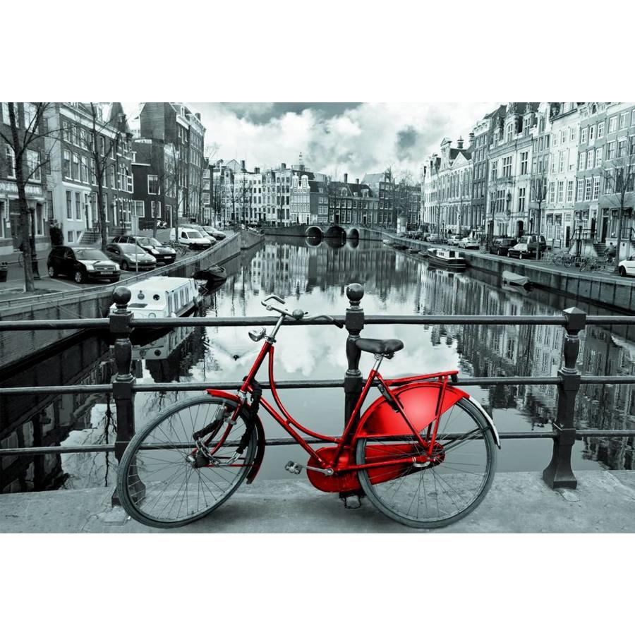 Aan de Amsterdamse grachten - 3000 stukjes-1