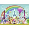 Ravensburger My Little Pony - Under the rainbow - puzzle of 1000 pieces
