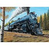 Cobble Hill Le train Santa Fé 3751 - puzzle de 1000 pièces
