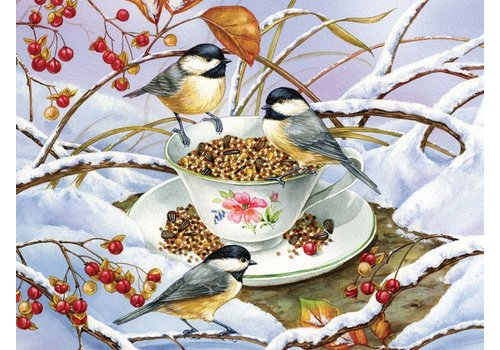Chickadee Tea - 275 XXL pieces
