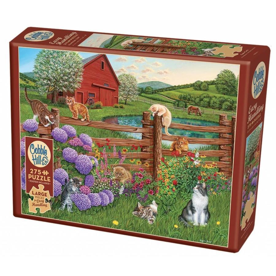 Farm Cats - 275 XXL pieces-2