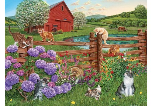 Farm Cats - 275 XXL pieces