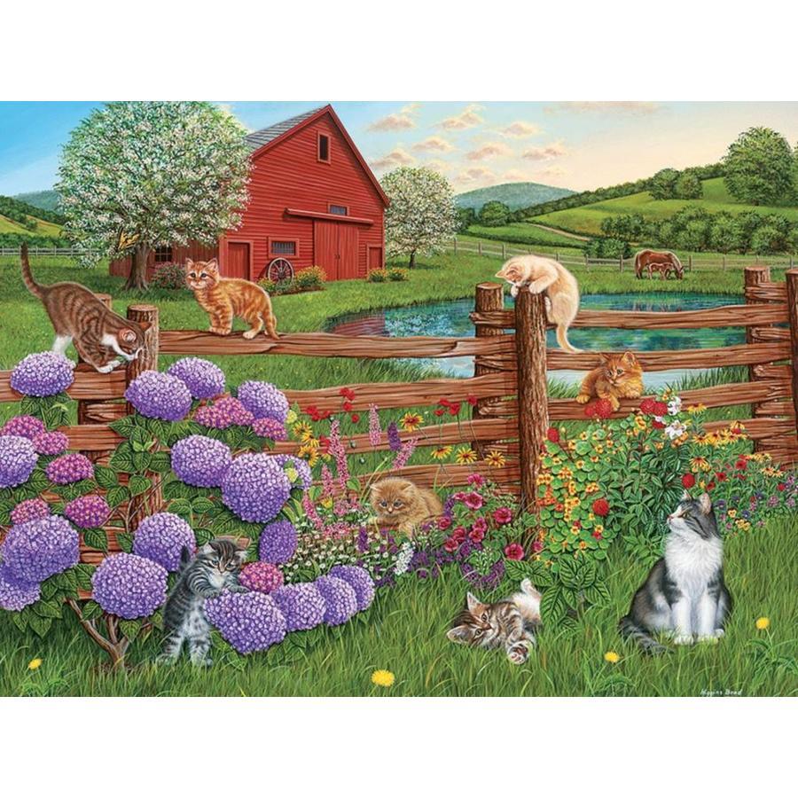 Farm Cats - 275 XXL pieces-1