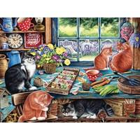 thumb-Retraite des chats - 275 pièces XXL-1