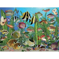 thumb-Aquarium - 275 XXL stukjes-1