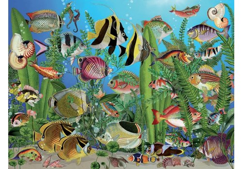 Aquarium - 275 XXL stukjes