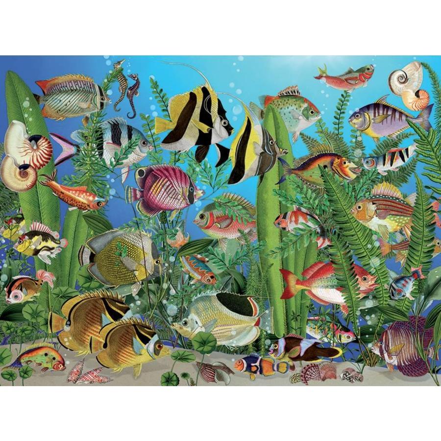 Aquarium - 275 XXL stukjes-1