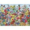 Cobble Hill Jardin des papillons - puzzle de 1000 pièces