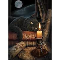 thumb-Het uur van de hekserij - puzzel van 1000 stukjes-1