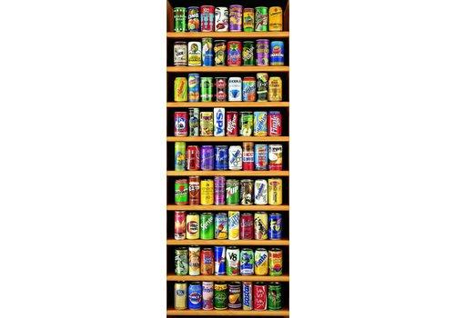 Educa Les boîtes de boissons gazeuses - 2000 pièces
